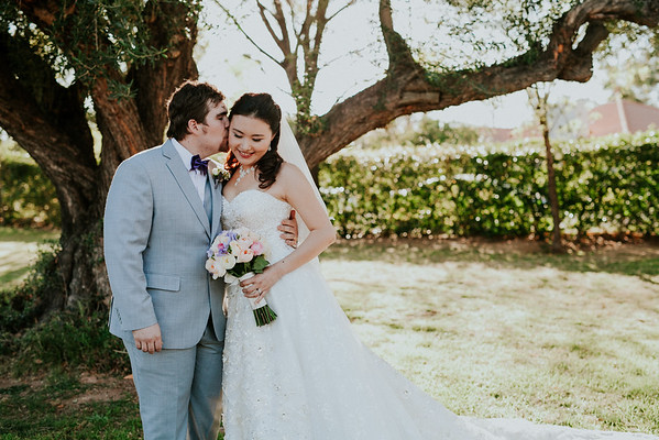 Reed + Qian | A Wedding Story