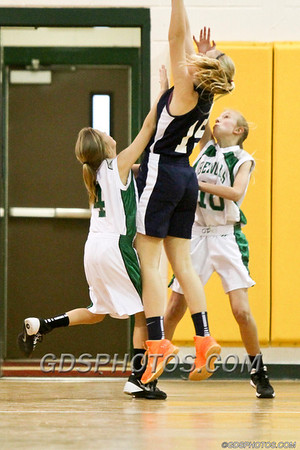 GDS MS (B) GIRLS VS FORSYTH CDS 01-10-2014