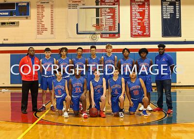 BOYS JV BASKETBALL TEAM PICS