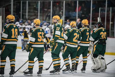 MHS vs Dow Hockey 2018-19