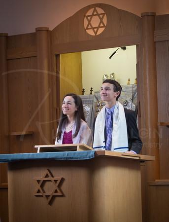 """Carleigh and Chase B""""Nai Mitzvah"""