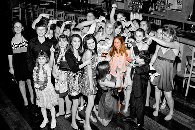 Eliza's Bat Mitzvah Party