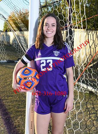 NCS Winter - 2019-20 - Girls Soccer Team