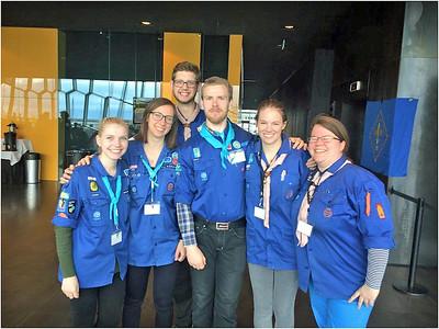 Nordisk Spejderkonference 2015 på Island