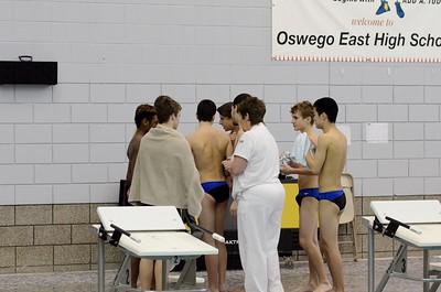 Oswego boys dive team 2016/17