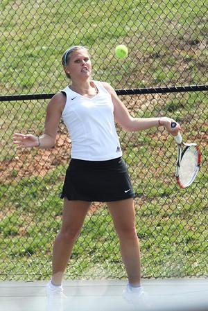 Women's Tennis v Pfeiffer