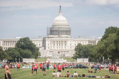 2016-07-16 DC - EVE Stonewall Tournament Kickball @ National Mall