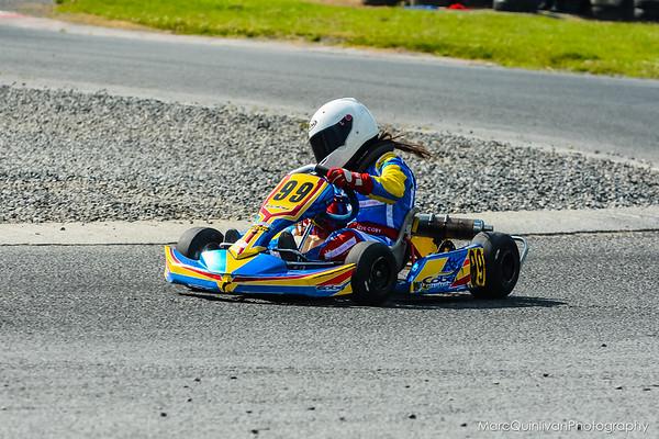 Motorsport Ireland - Round 4 2014 - Galway - Alyx Coby