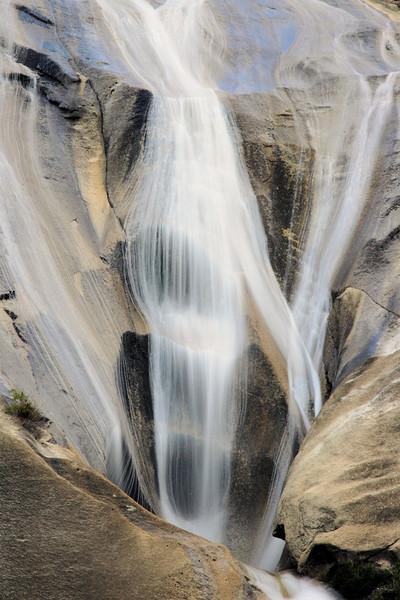 Upper Eurobin Falls.