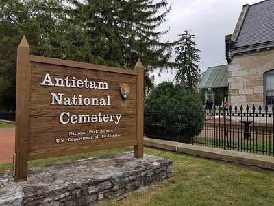 2019 Antietam Staff Ride