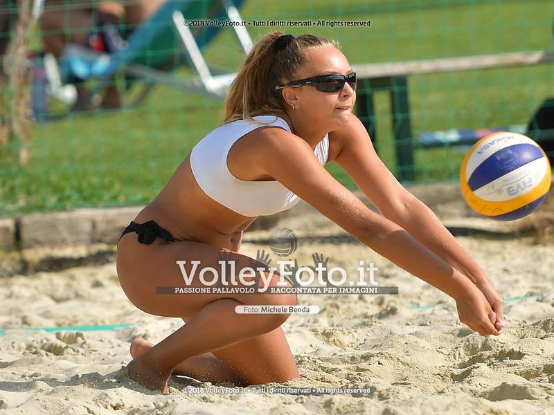presso Zocco Beach PERUGIA , 25 agosto 2018 - Foto di Michele Benda per VolleyFoto [Riferimento file: 2018-08-25/ND5_8426]