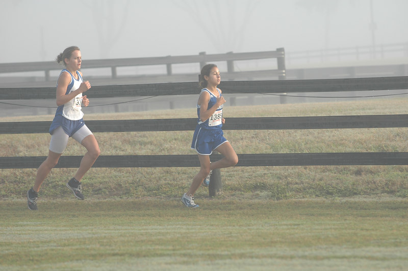 8:33 Brasovan and Amaro at 2500m. 17:06 pace.
