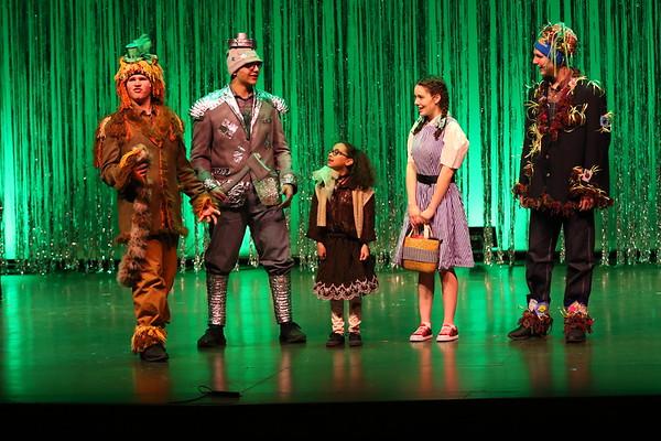 Wizard of Oz - KCHS - 3/22/18