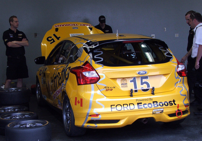ST MULTIMATIC MOTORSPORTS FORD FOCUS ST-R