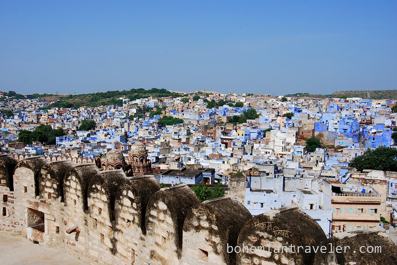 View from Mehrangarh Fort in Jodhpur.jpg