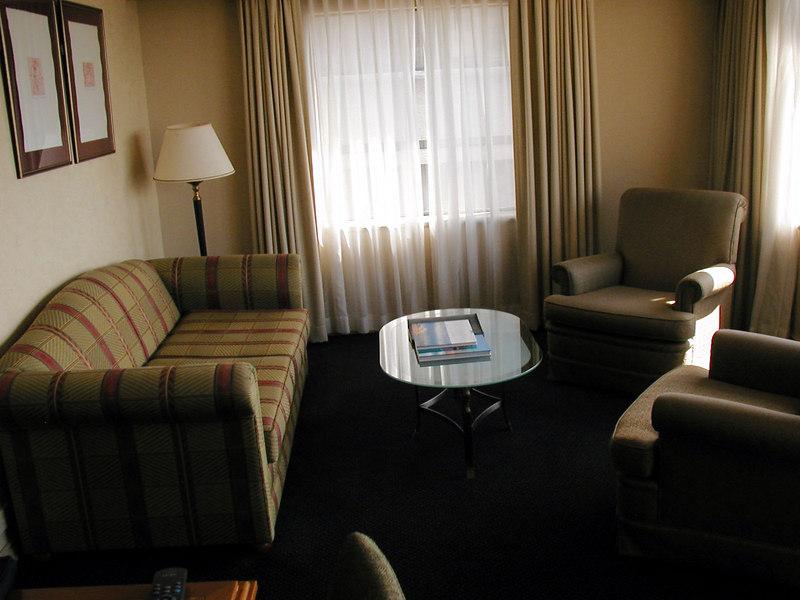 My Suite in Sydney Marriott