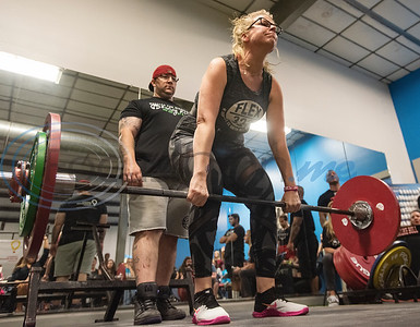 10/19/19 Muscles for Miracles Powerlifting for Children's Miracle Network by Sarah A. Miller
