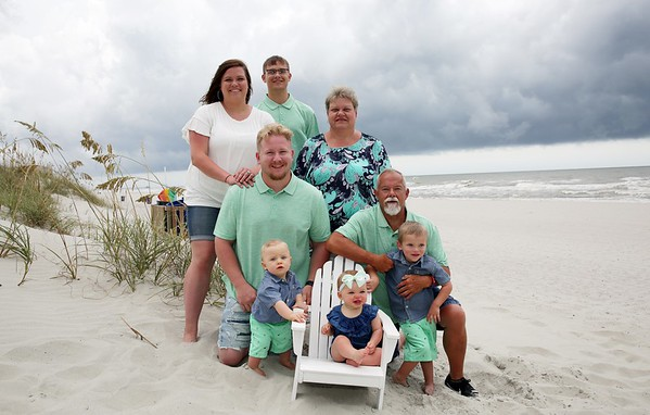 The Mullins Family 2019