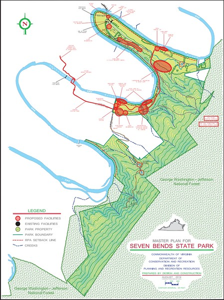 Seven Bends State Park