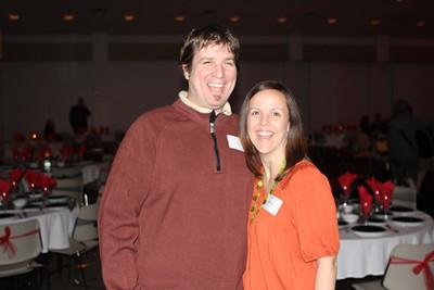 2009- Studio 6.7 Volunteer Appreciation Dinner