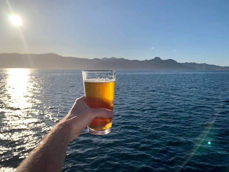 Baja Brewing Beer - Craft beer in La Paz Mexico