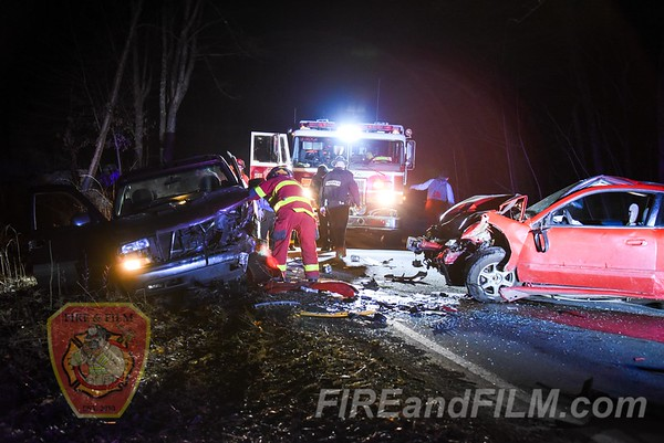 Luzerne County - Black Creek Twp. - MVA - 02/27/2019