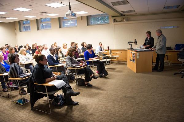 10/15/14 Western New York Network of English Teacher's Speaker Series