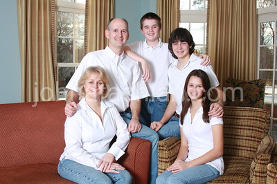 Putterman Family Photos - December 24, 2007