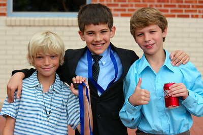 May 2013 - Christopher's 5th Grade Graduation