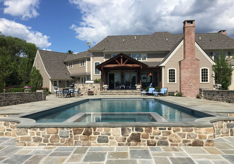 READINGTON - Custom Classical Pool