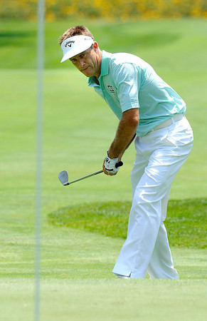 First Round Greenbrier Classic