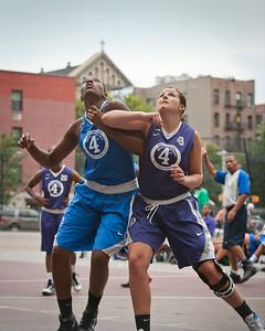 33 - Brooklyn Express (Blue) 63 v Fastbreak (Purple) 35