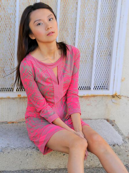 beautiful woman model red dress 150.456.45.6
