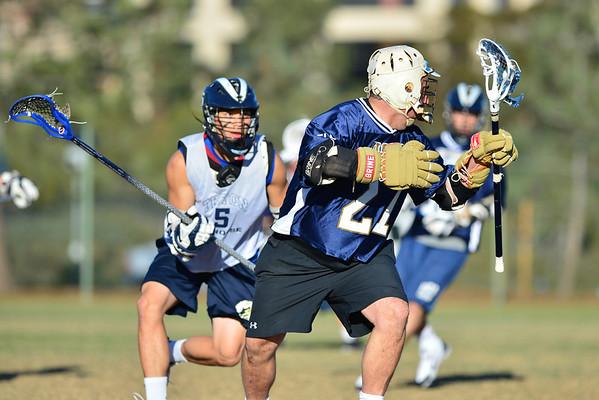 UCSD Alumni Lacrosse game, 11-9-13