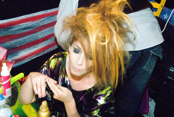Hair Event @ Graffiti Junction 5-2-11