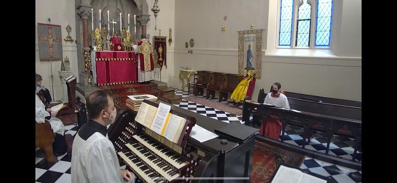 High Mass St Luke's Day