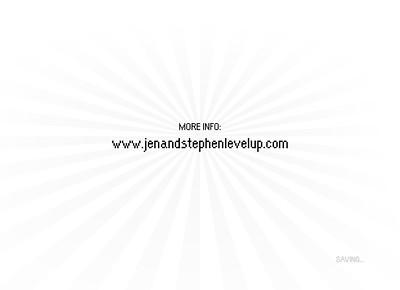 Jen & Stephen's Save the Date