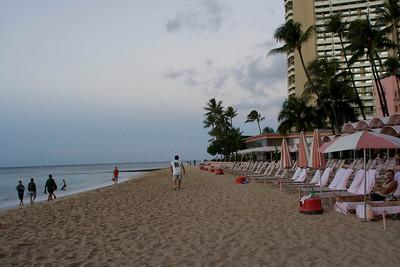 First Day in Waikiki