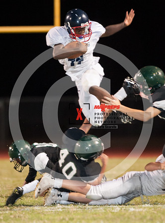 Football 2015 Basha vs Centennial Fresh