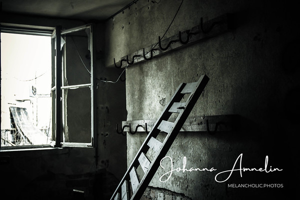 Abandoned electricity