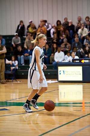 Pulaski Academy Girls vs Little Rock Christian 1/26/10