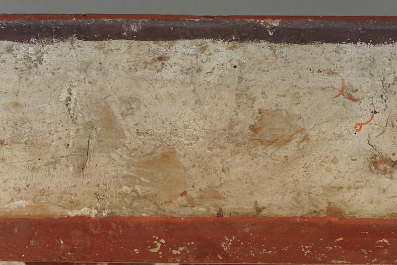 Vorzustand: Anna Altar, Predella, Ansicht von oben, Mitte AAF_1006_27-10-2011