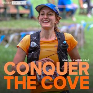 2021 Conquer the Cove 25K/Marathon - Finish
