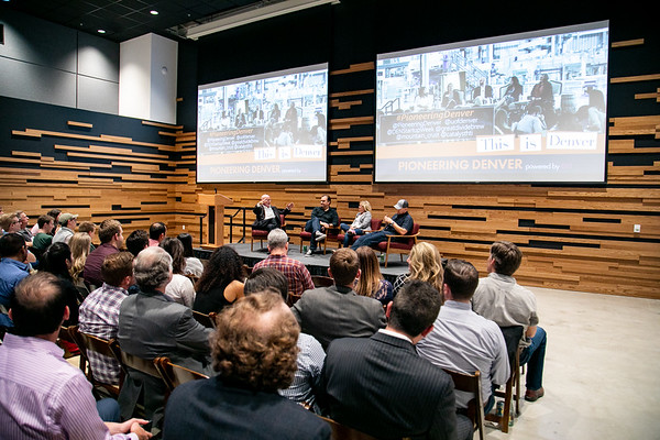 Pioneering Denver Panel