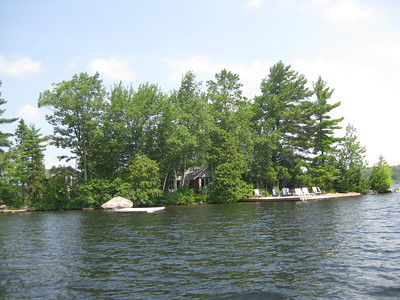 Dempster Island a Family Muskoka Retreat
