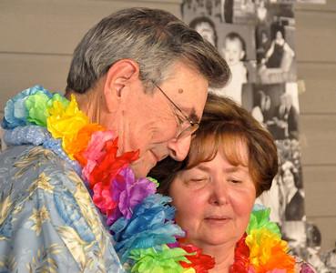 Shirley and Geralds 50th Wedding Anniversary