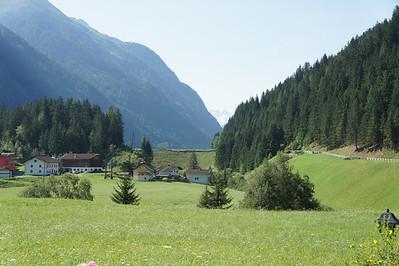 Oostenrijk - Kaunertal 2013