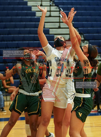 Woodbridge @ Colgan  Girls Varsity Basketball 12-28-20