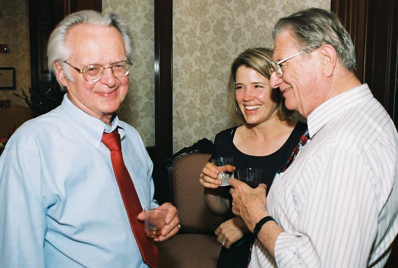 John, Susan and Don