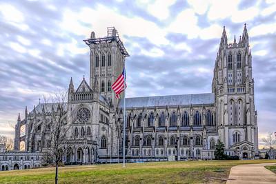 20190219 Washington National Cathedral